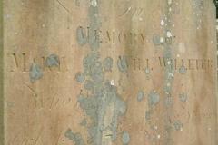 Mary Mott Grave