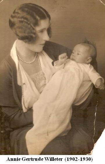 Annie Gertrude Willeter