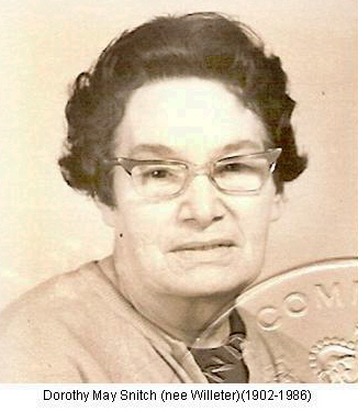 Dorothy May Willeter