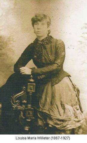 Louisa Maria Willeter Yong