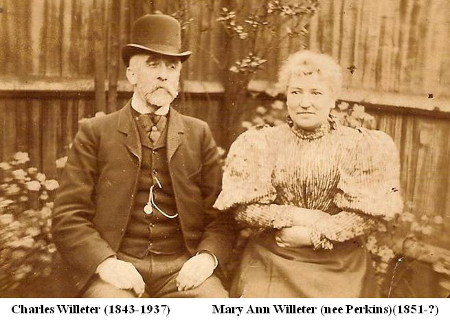 Mary Perkins & Charles Willeter1