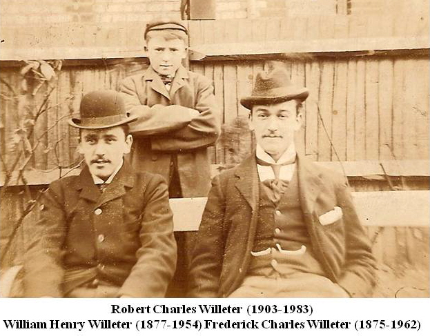 Wil lRobet & Frederick Willeter1